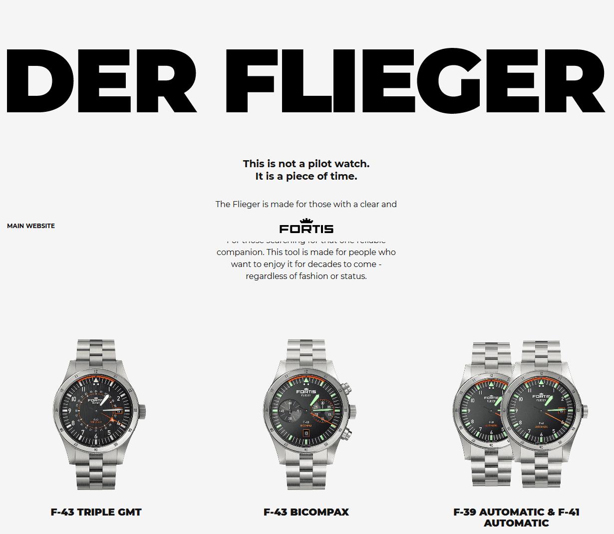 Fortis Flieger F-43