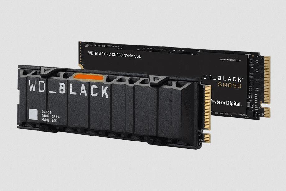 Νέα Western Digital SSDs + WD_BLACK D50 Game Dock