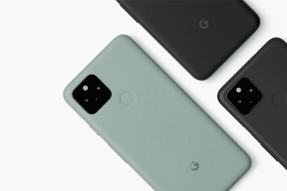 Νέο Google Pixel 5