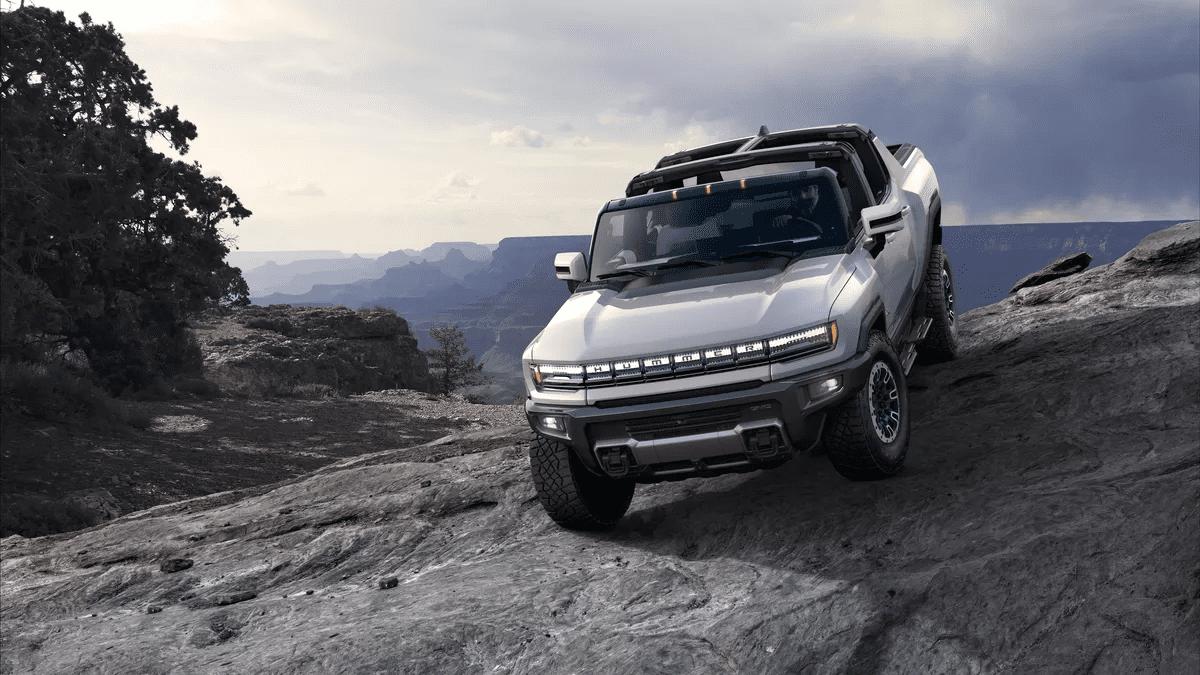 2021 Electric Hummer EV