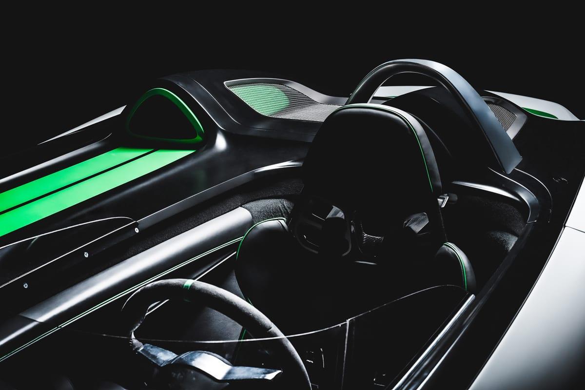 Όλα τα Porsche Unseen Concept Cars