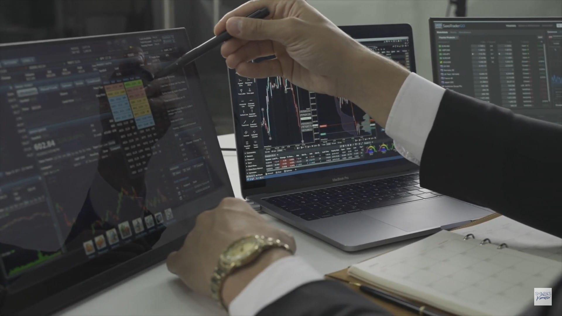 6D Sharks Mako έξτρα οθόνη για laptop