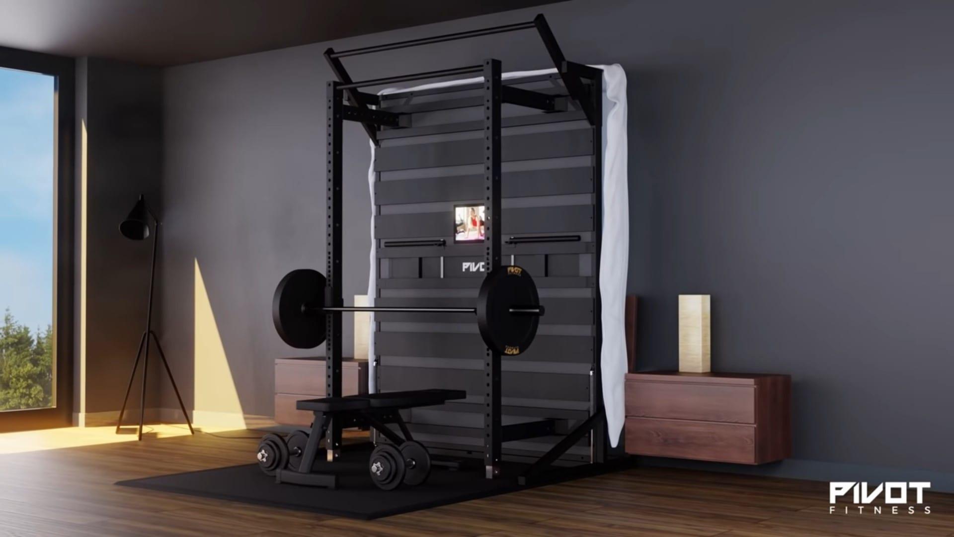 Pivot Home Gym & Bed