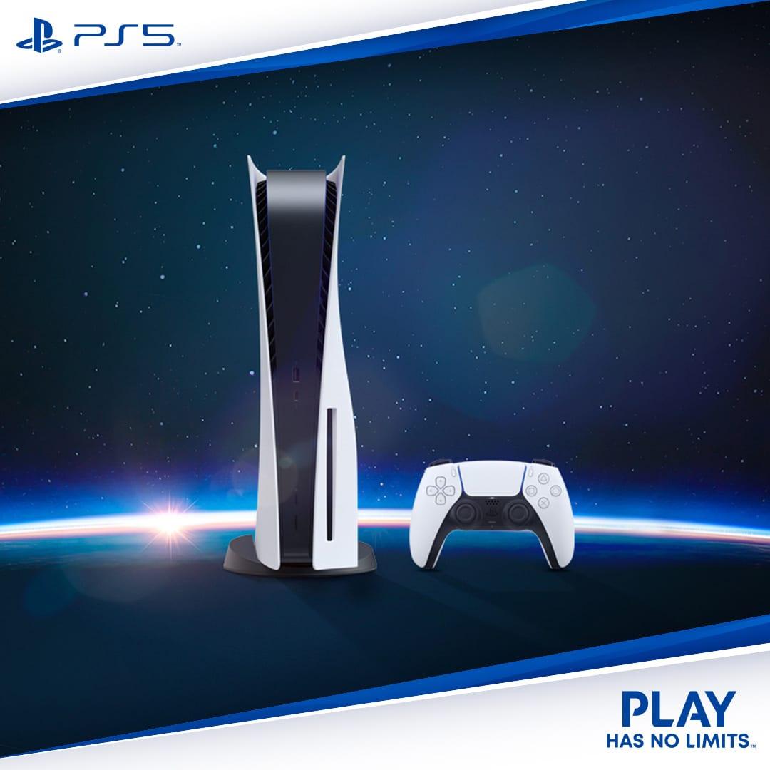 Στην Ευρώπη σήμερα το PlayStation 5