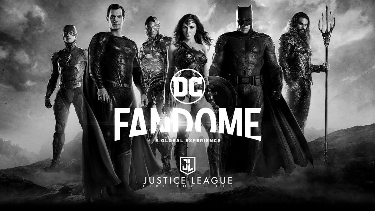Justice League: Director's Cut – Official Teaser Update