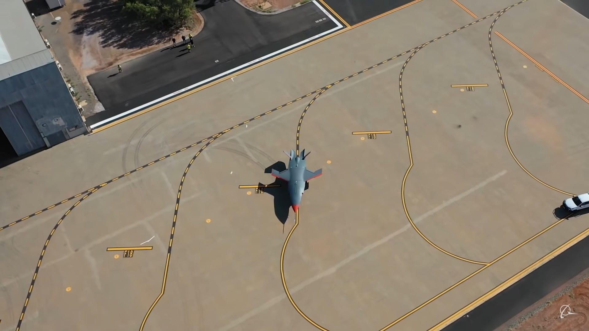 Πρώτη πτήση για το Boeing Uncrewed Loyal Wingman