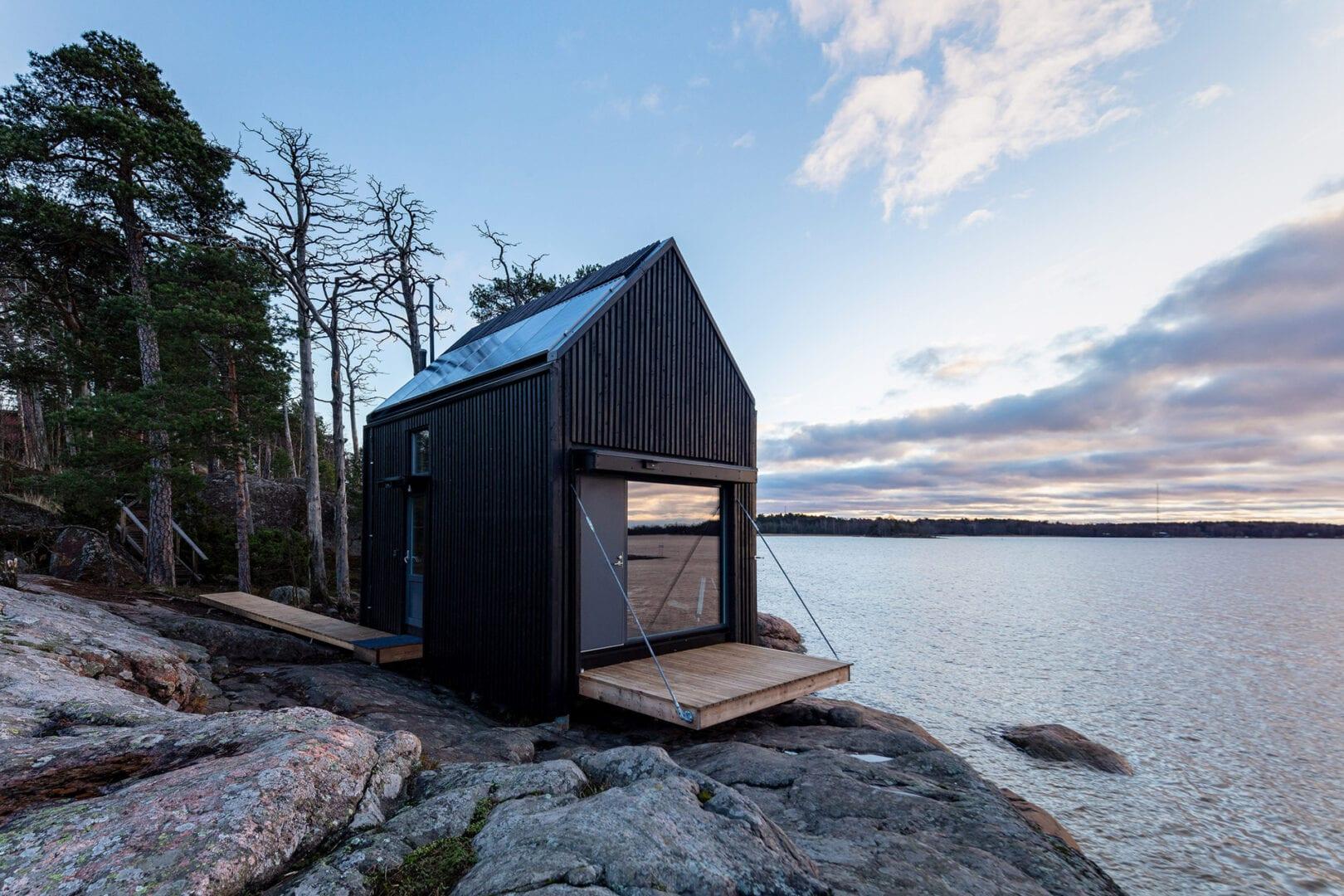Majamaja Wuorio Eco-Cabin