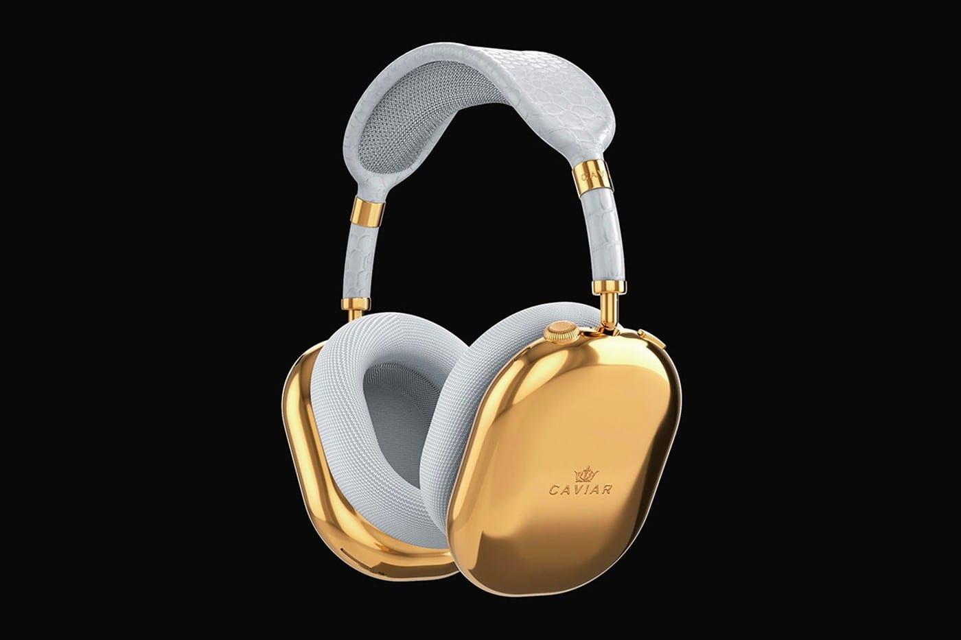Caviar Gold Apple AirPods Max