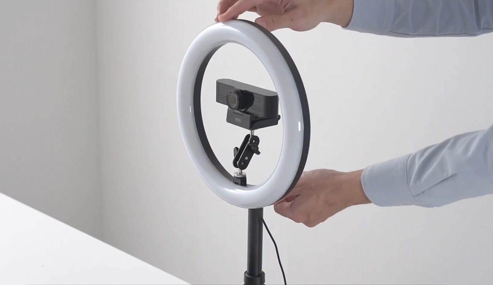 Ένα έξυπνο φως για βιντεοκλήσεις