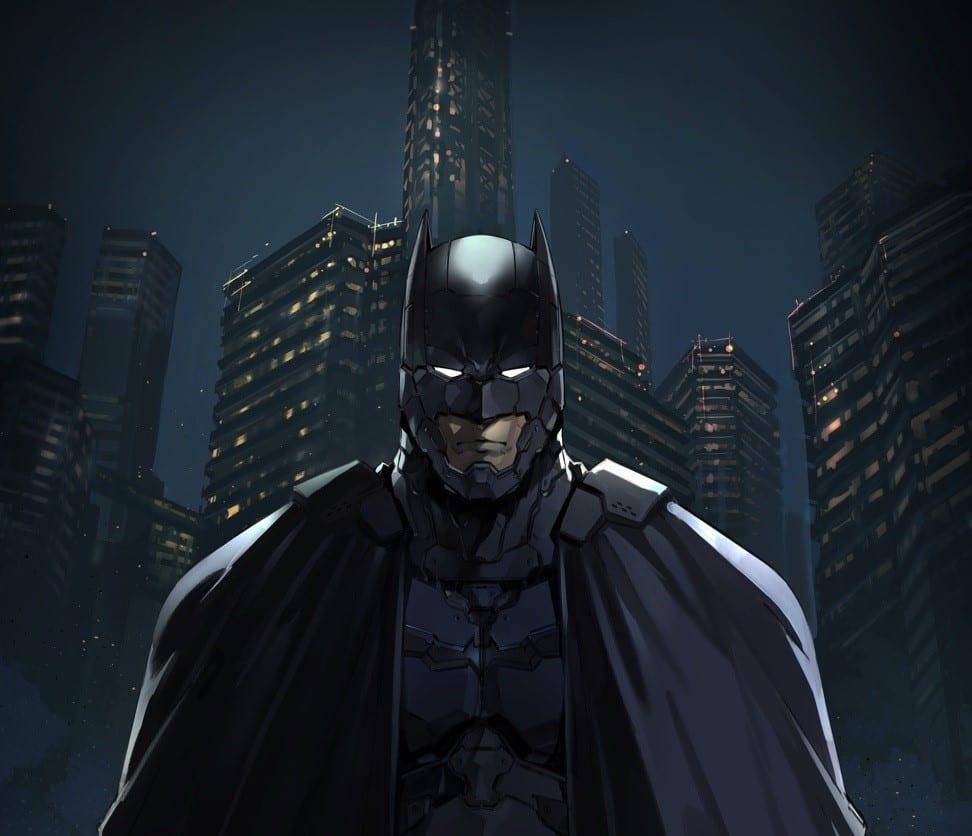 DC Comics – Νέα 'Batman' Manga