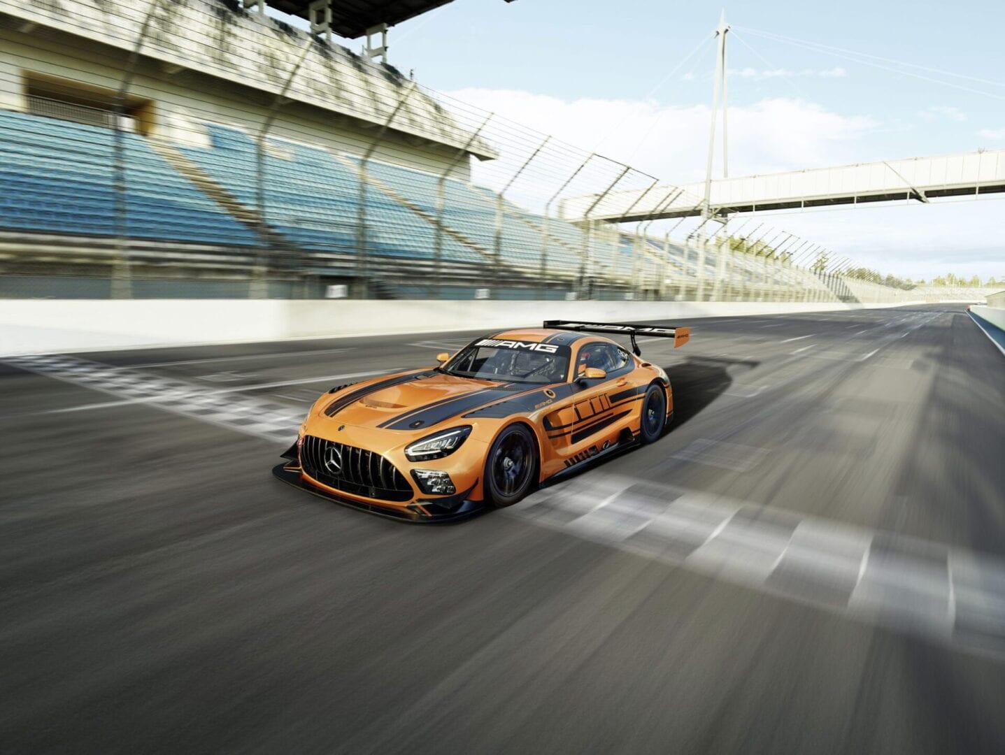10 Years of Mercedes-AMG Customer Racing