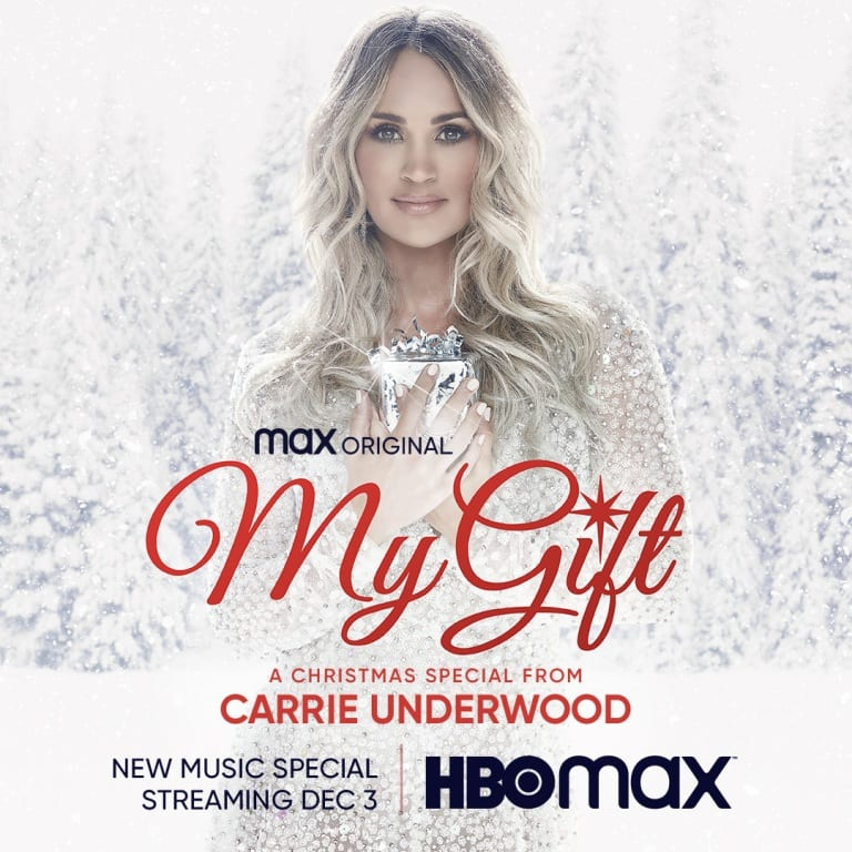 My Gift: A Christmas Special from Carrie Underwood –  Official Trailer