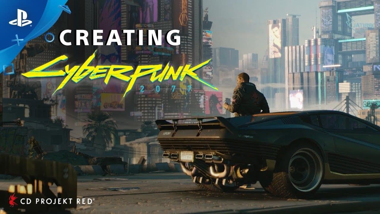Cyberpunk 2077 PS4 – Launch Trailer