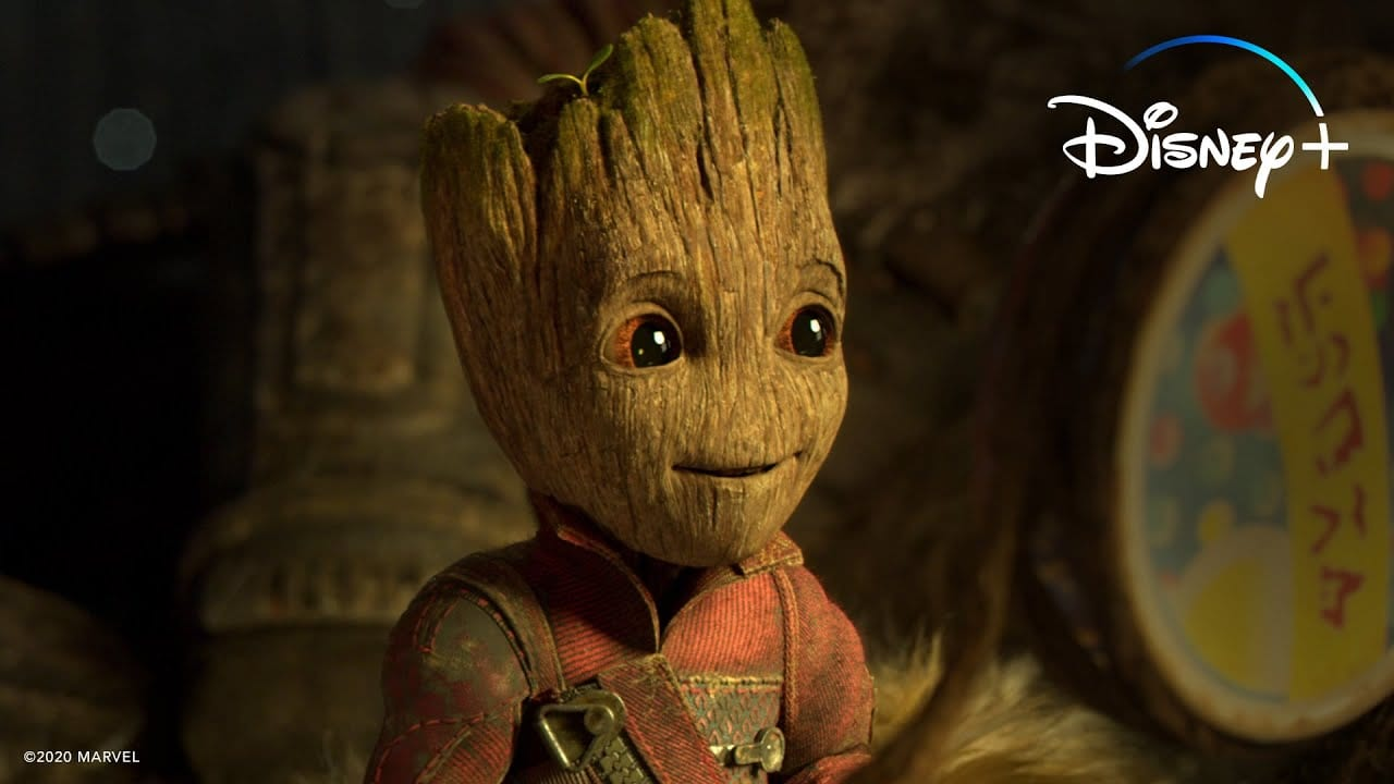 Groot's Holiday List