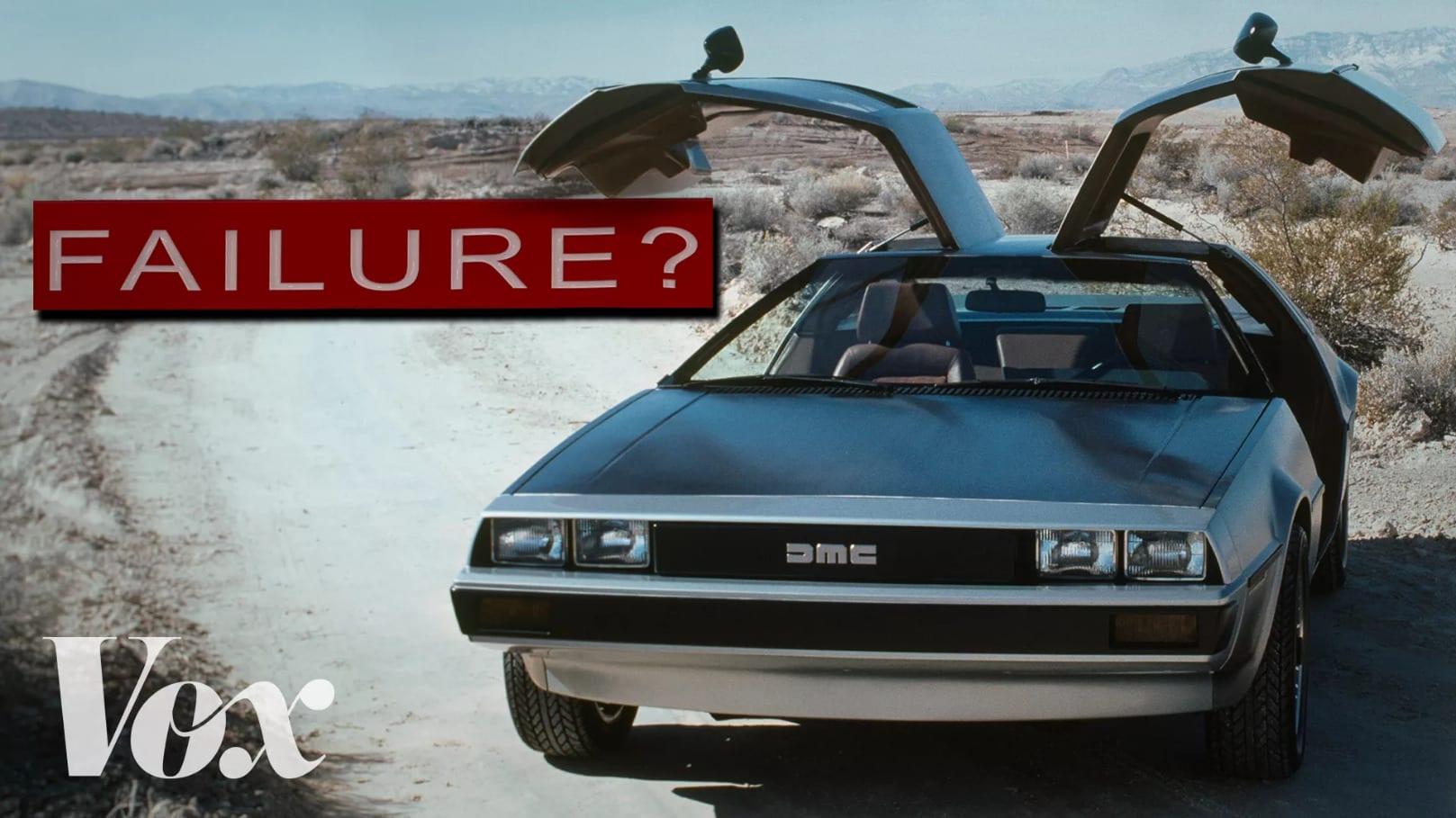 The DeLorean paradox