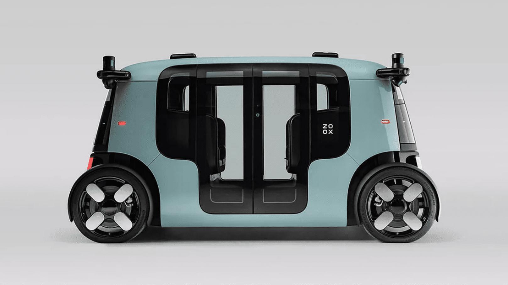 Zoox Self-Driving Cars