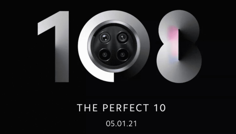 Το νέο Xiaomi Mi 10i 5G