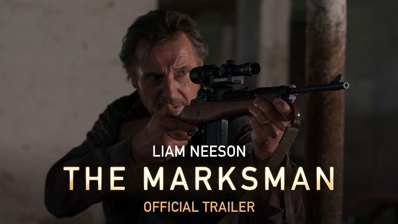 The Marksman – Trailer #1