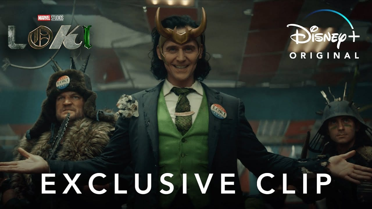 Loki – Exclusive Clip Disney+