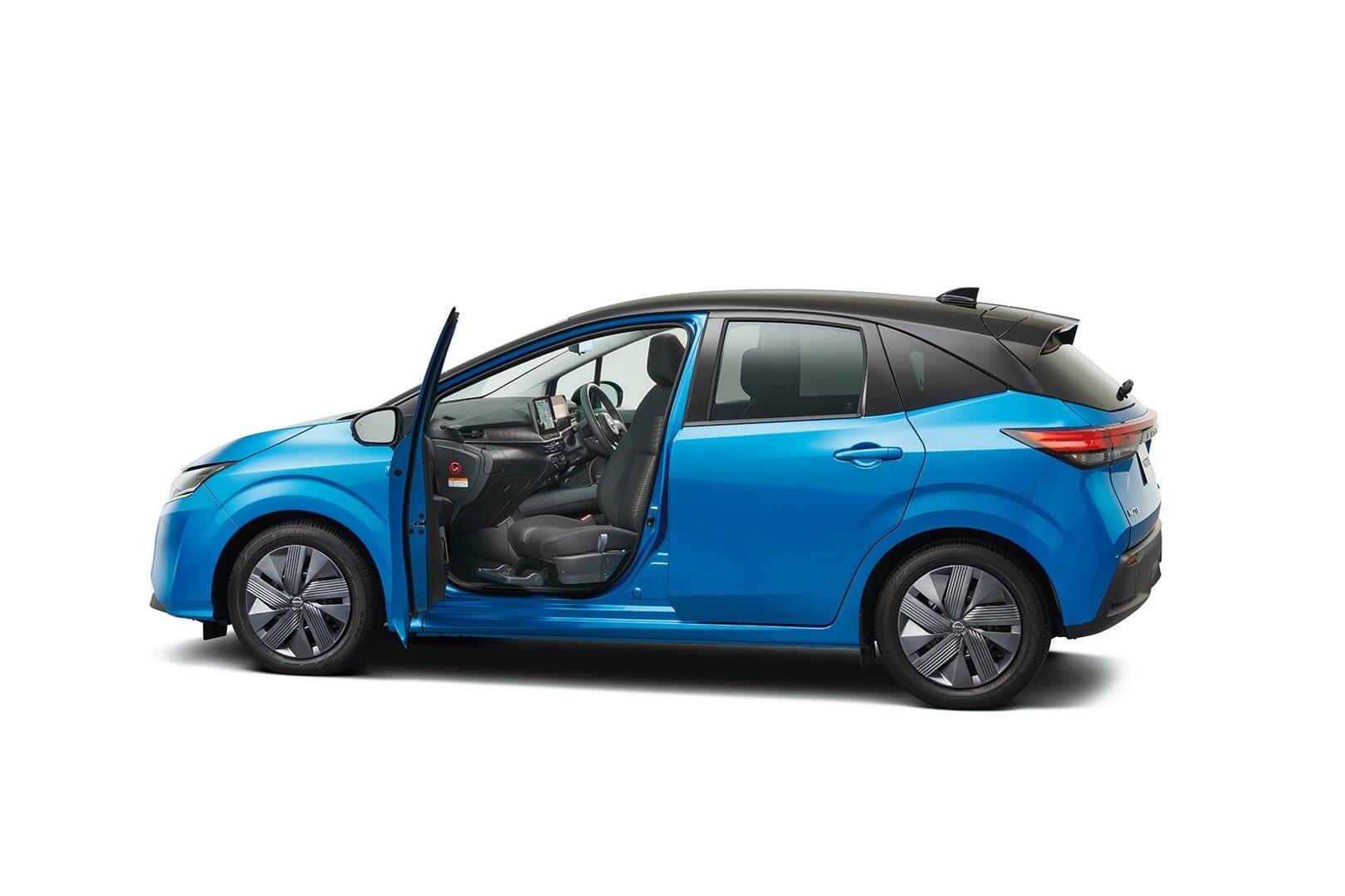 Nissan Note e-Power AWD