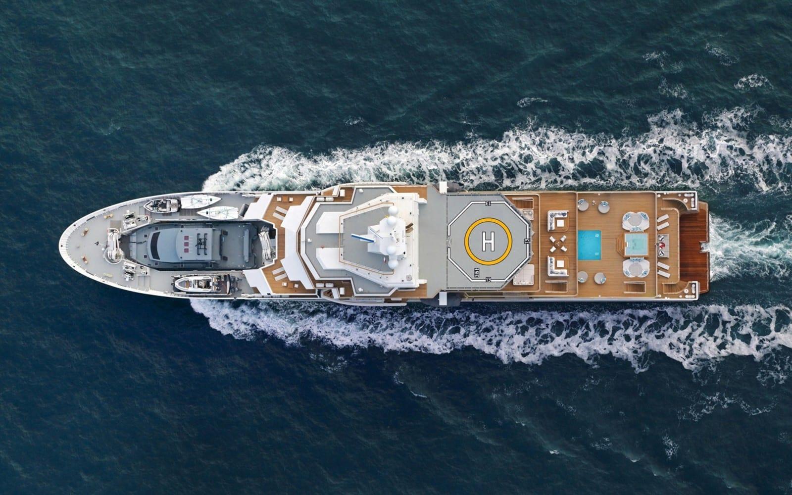 Ulysses Superyacht