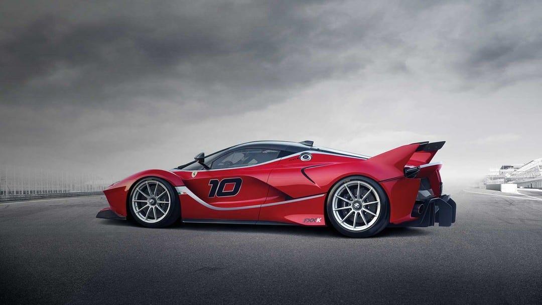 Top Gear TV – 488 Pista, 250 GT TDF, F12tdf, FXX-K