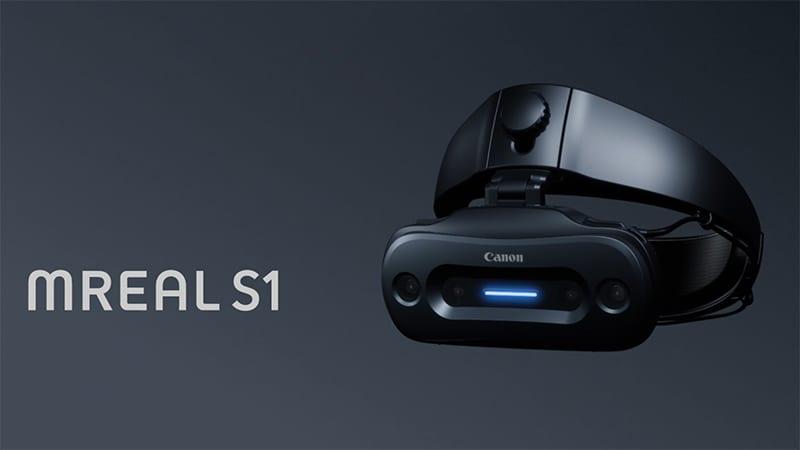 Canon MREAL S1 – μια HMD κάσκα τεχνολογίας Mixed Reality