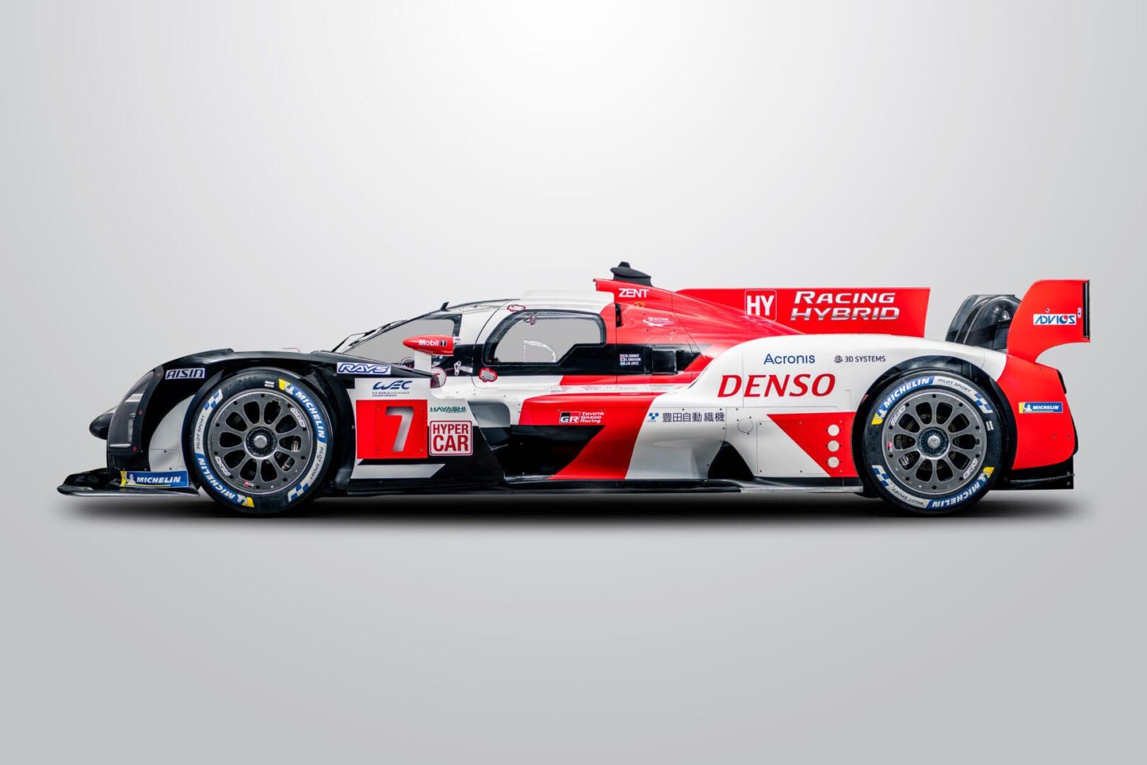 Toyota Gazoo Racing Le Mans GR010