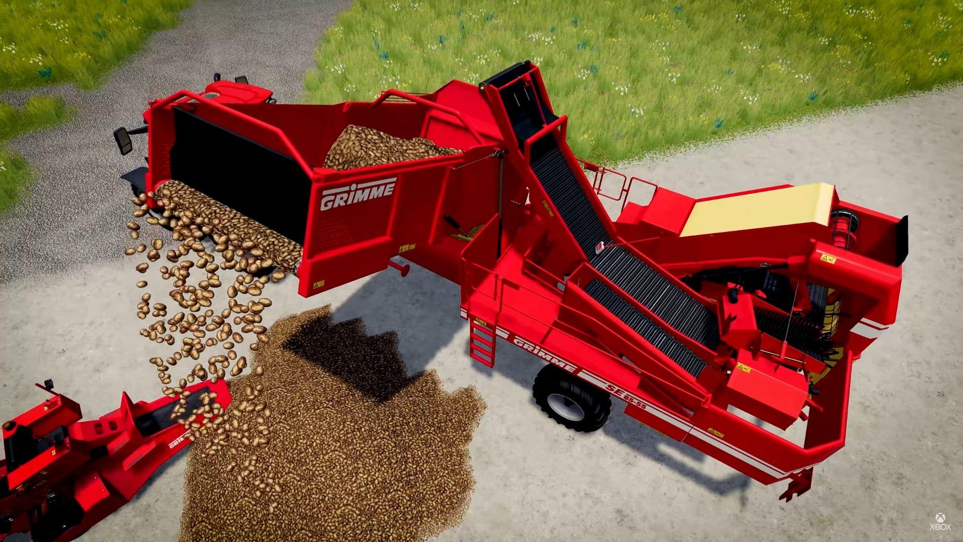 Farming Simulator 19 – GRIMME Equipment Pack