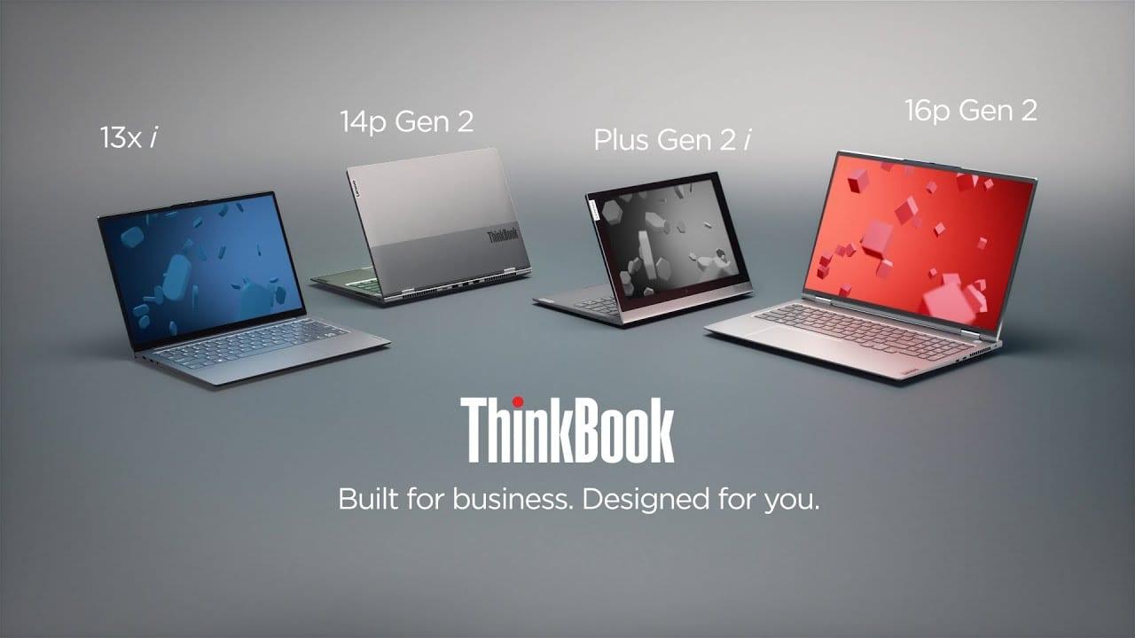 CES 2021 – Όλα τα νέα Lenovo ThinkBook