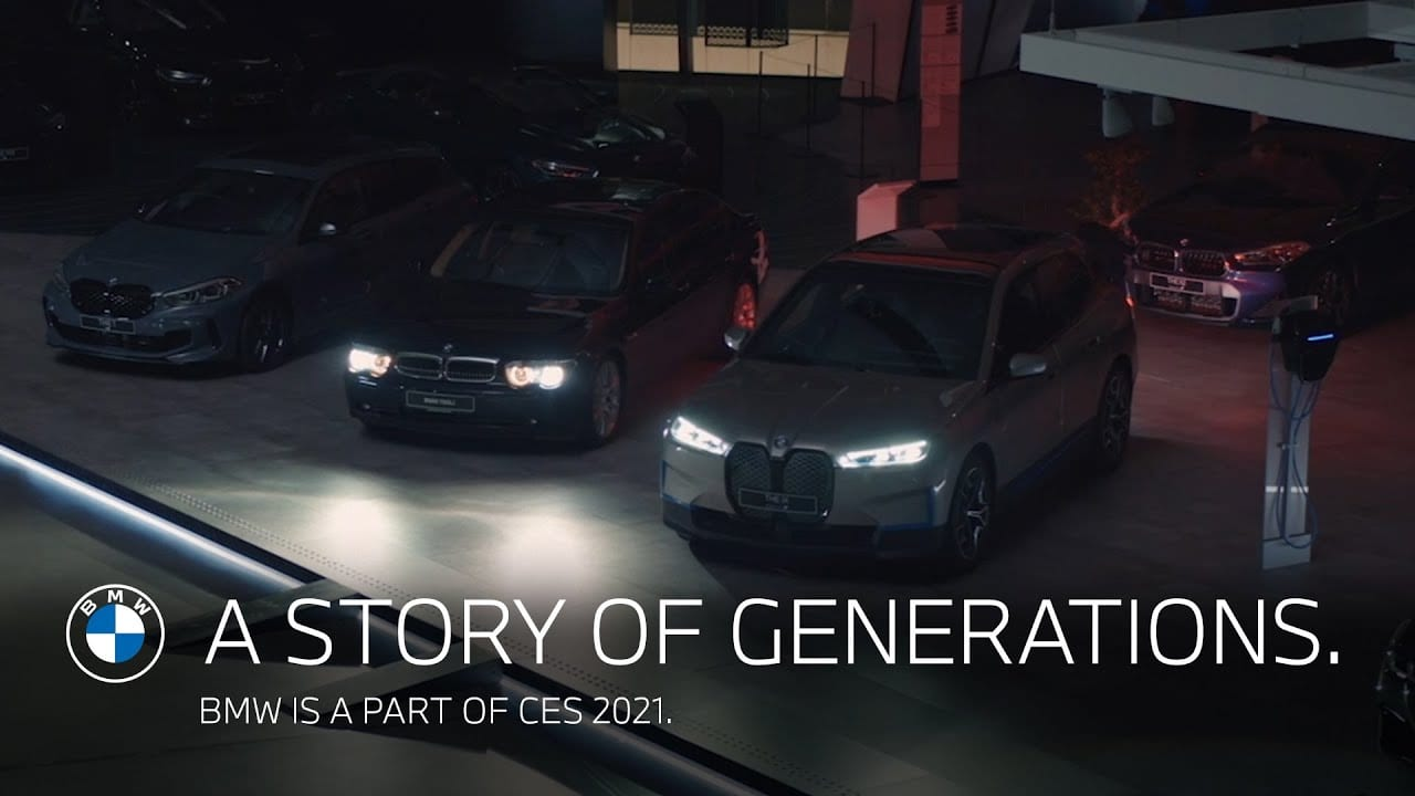 CES 2021 – A story of generations