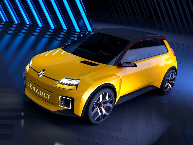 Renault 5 EV Concept