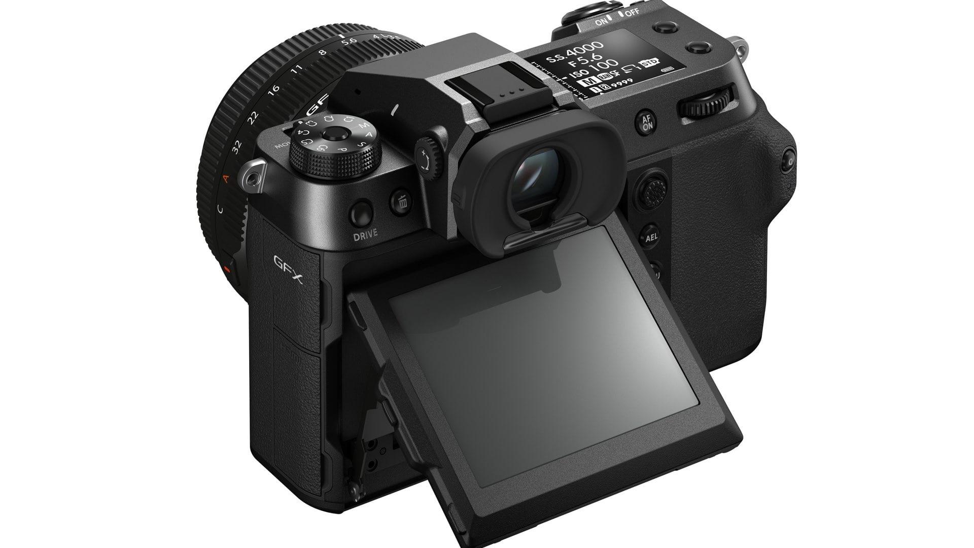 Fujifilm 102MP GFX 100S