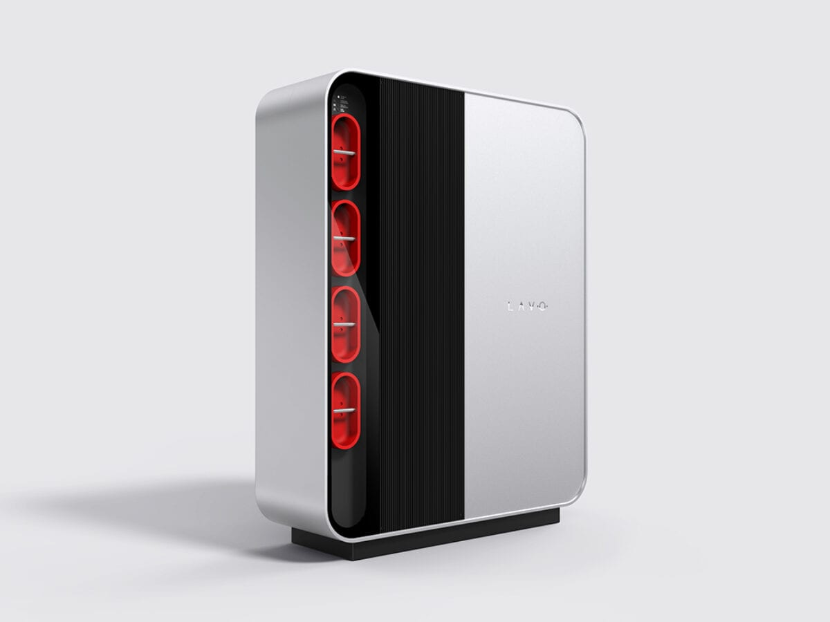 Lavo Hydrogen Energy Storage System