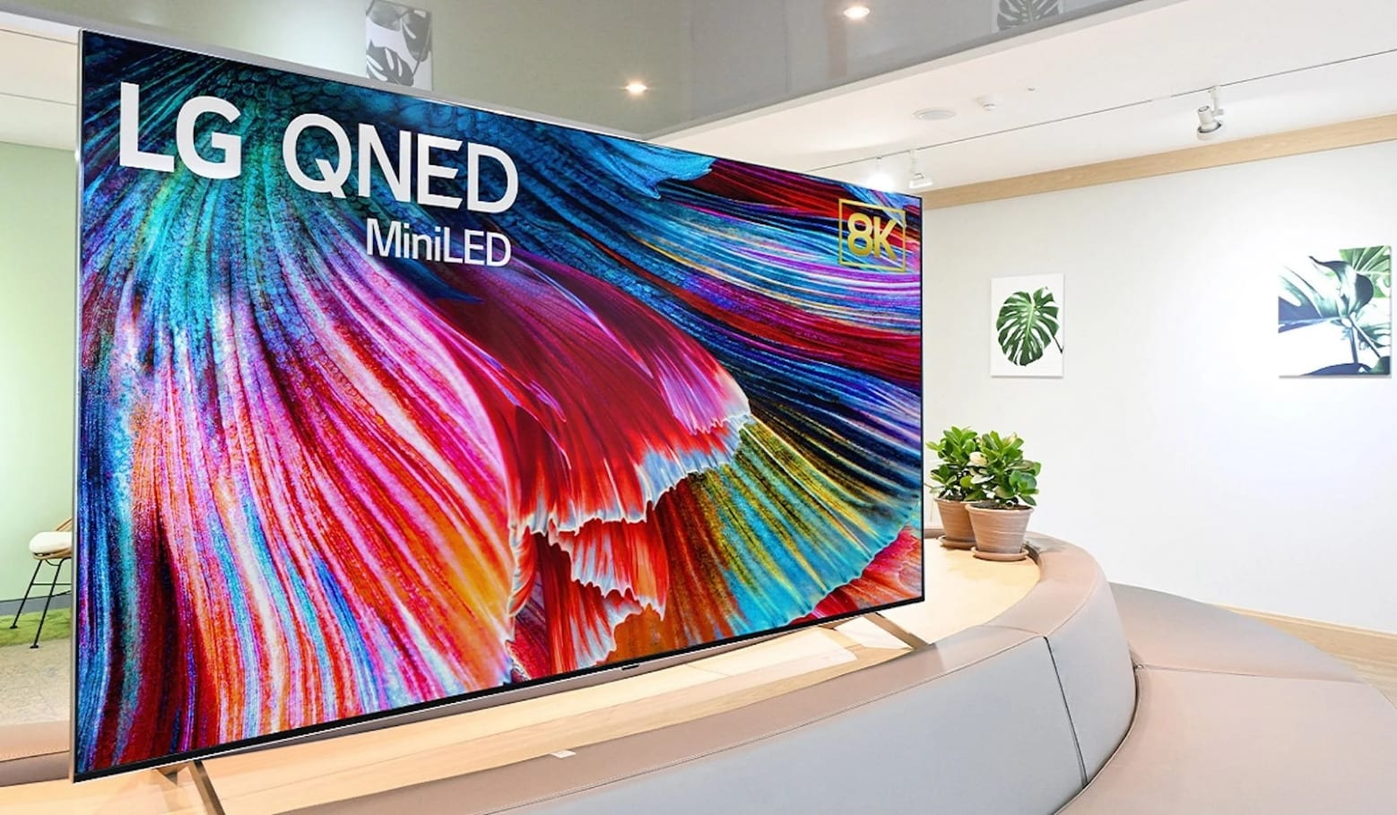 CES 2021 – Νέες LG QNED Mini LED