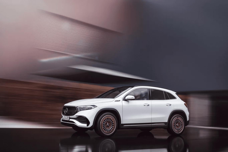 2021 Mercedes-Benz EQA Electric Compact SUV