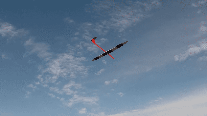 DSKinetics Transonic DP glider – Το γρηγορότερο τηλεκατευθυνόμενο στα 882 χλμ/ώρα