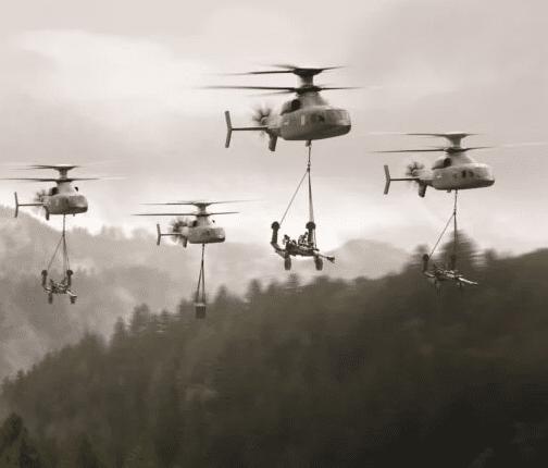 Αποκάλυψη – το Defiant-X των Sikorsky, Boeing για τον διαγωνισμό FLRAA