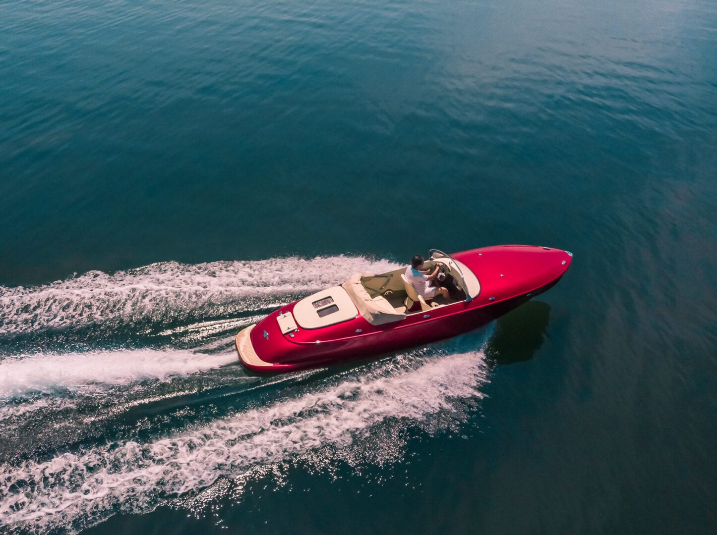 Seven Seas Yachts Hermes Speedster