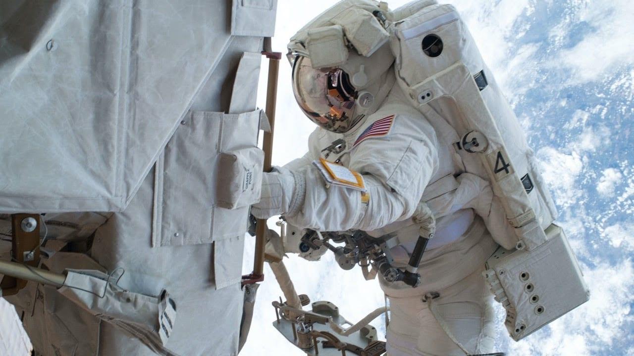 Διαστημικός Περίπατος αστροναυτών της NASA live