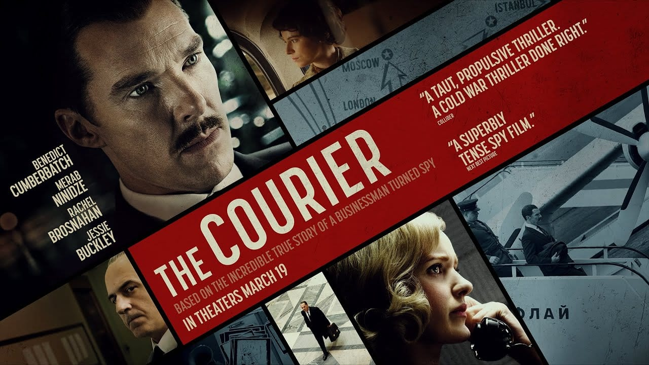 The Courier – Trailer #1