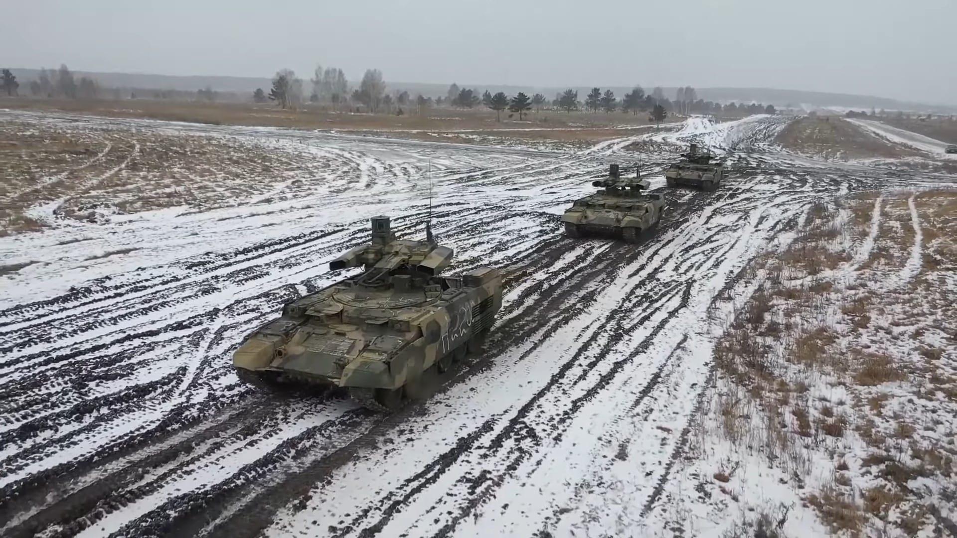 To ρωσικό «Терминатор» σε δράση