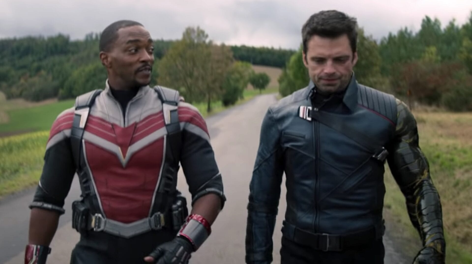The Falcon and The Winter Soldier – Official Trailer