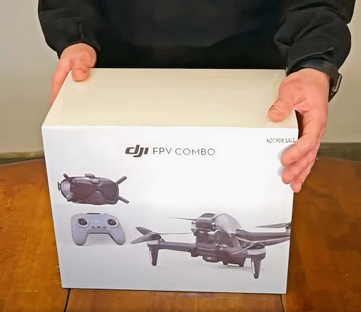 Νέο επαναστατικό DJI FPV drone
