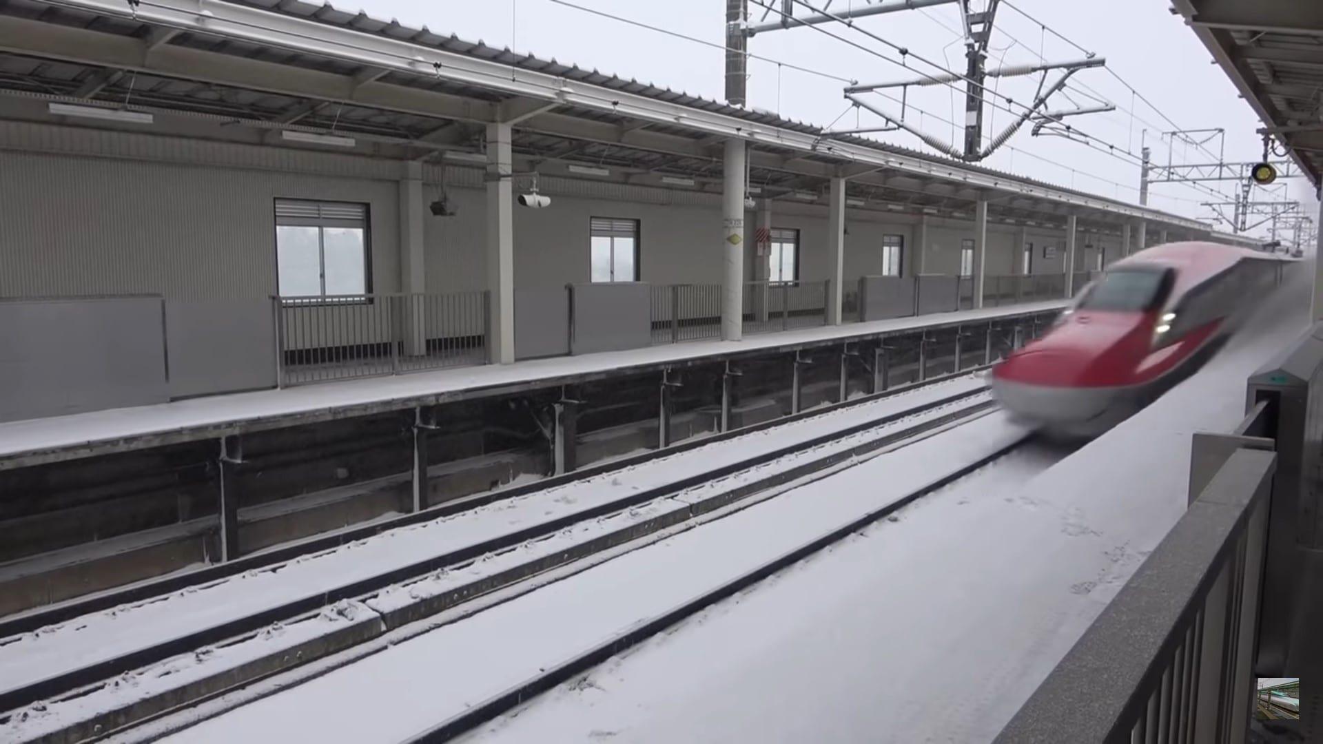 Tōkaidō Shinkansen bullet train – 10 δις επιβάτες