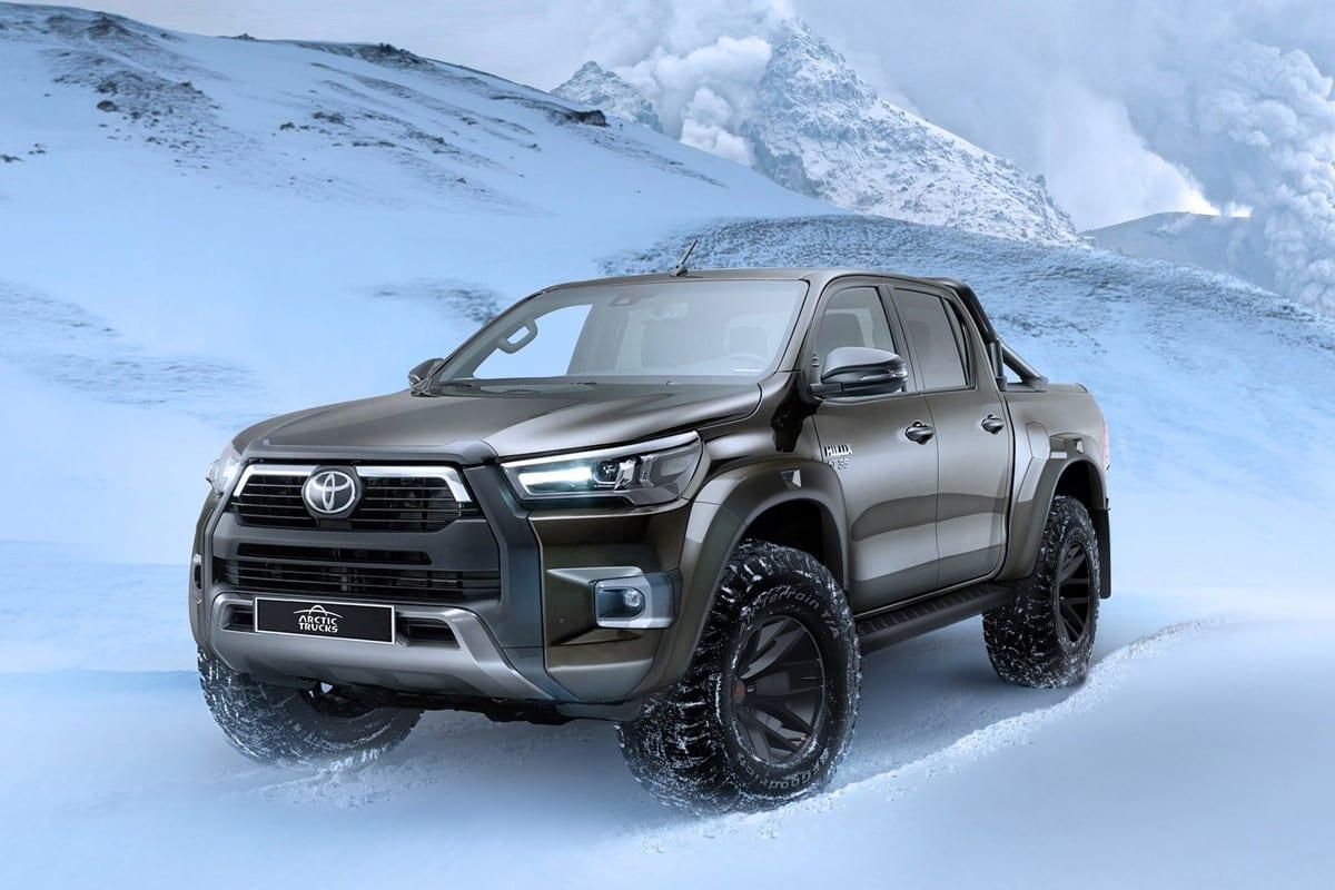Arctic Trucks Toyota AT35 Hilux