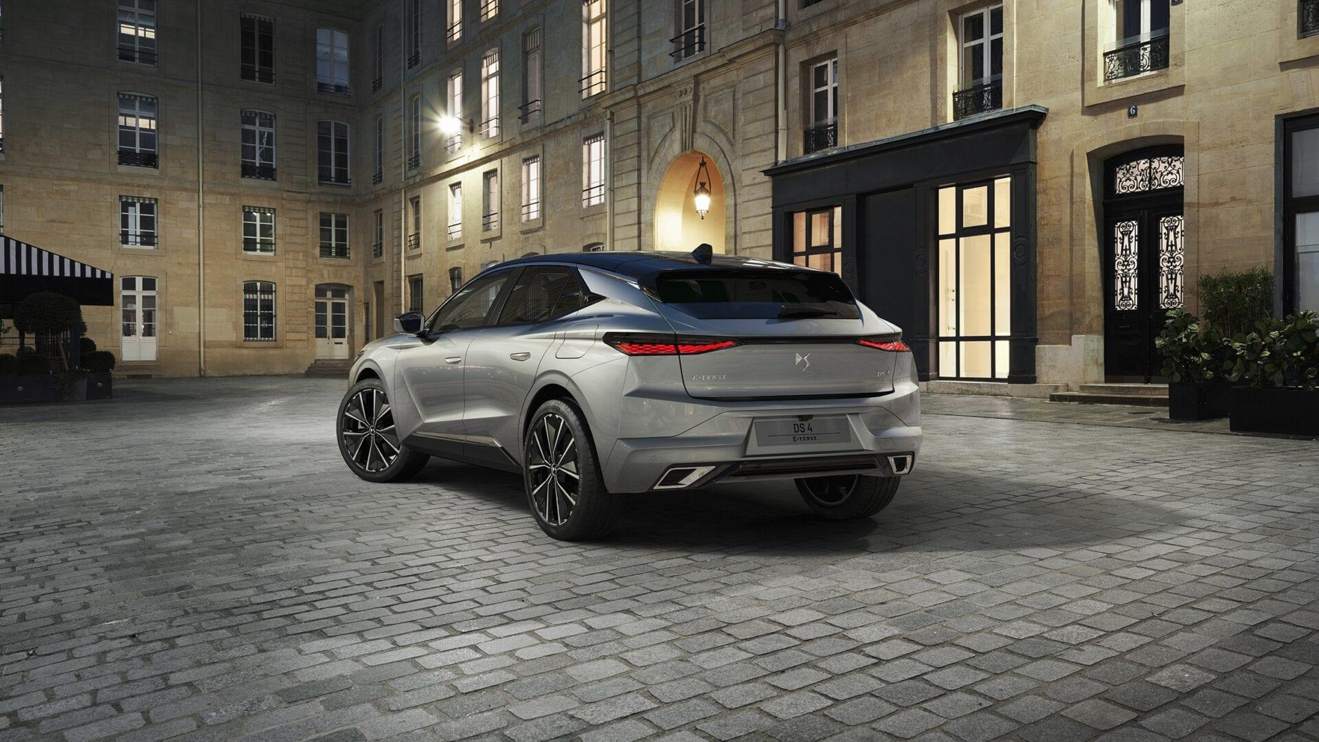 2021 DS Automobiles 4