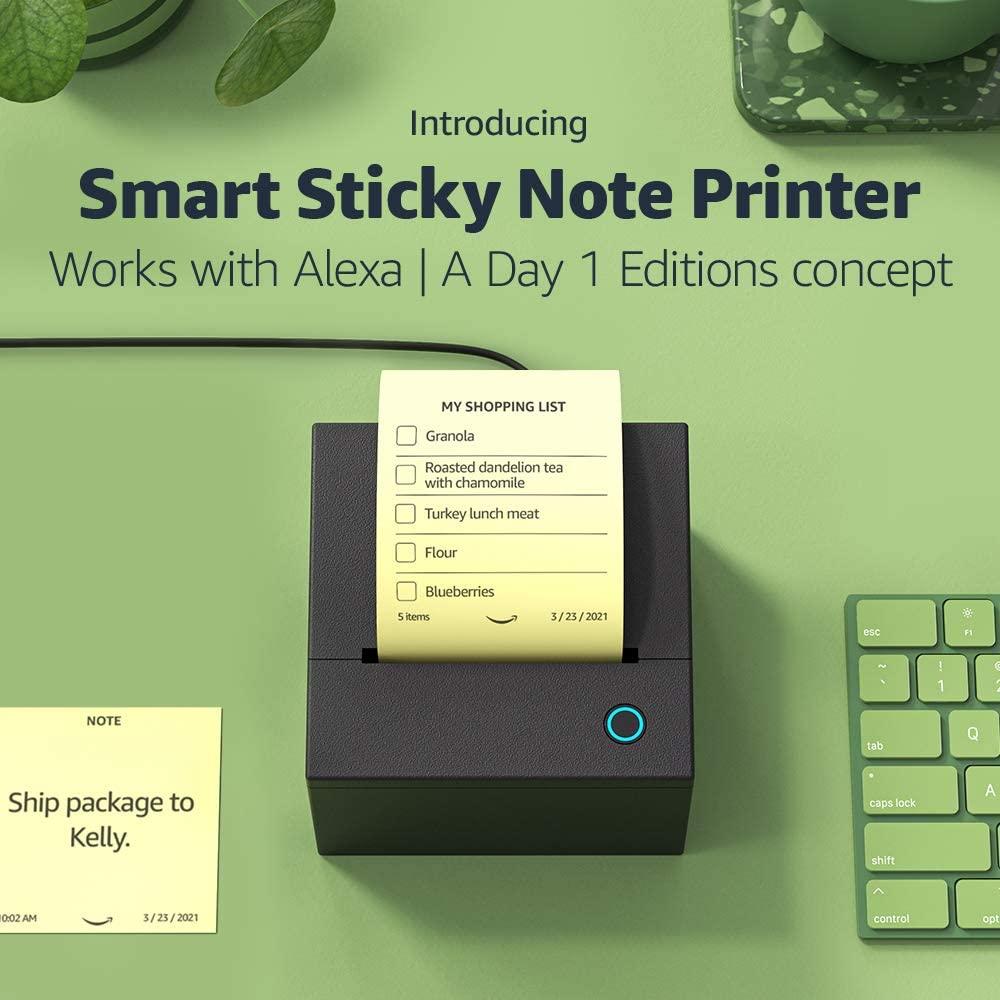 Amazon Smart Sticky Note Εκτυπωτής