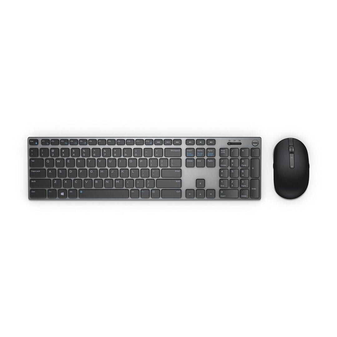 Dell Premier Multi-Device Wireless Keyboard and Mouse