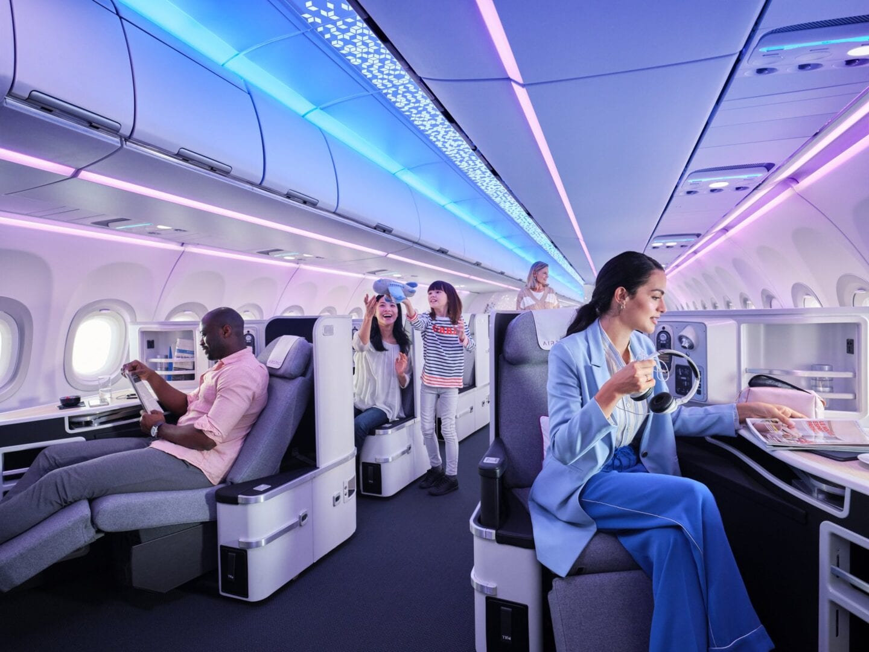 Νέες Airbus Καμπίνες Ηρεμίας για αεροσκάφη